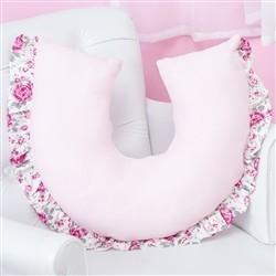 Almofada para Amamentação Elegance Rosa
