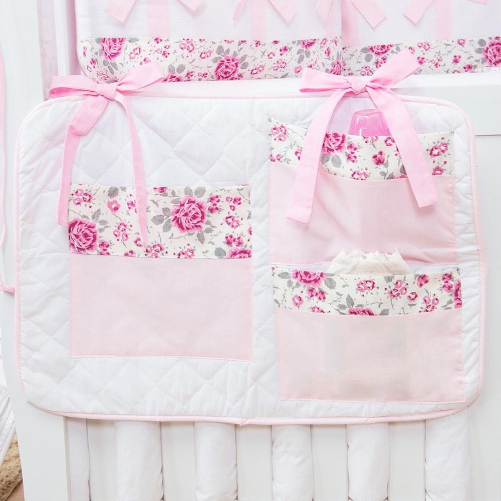 Porta Treco Elegance Rosa