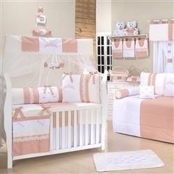 Quarto para Bebê sem Cama Babá Sonho de Princesa