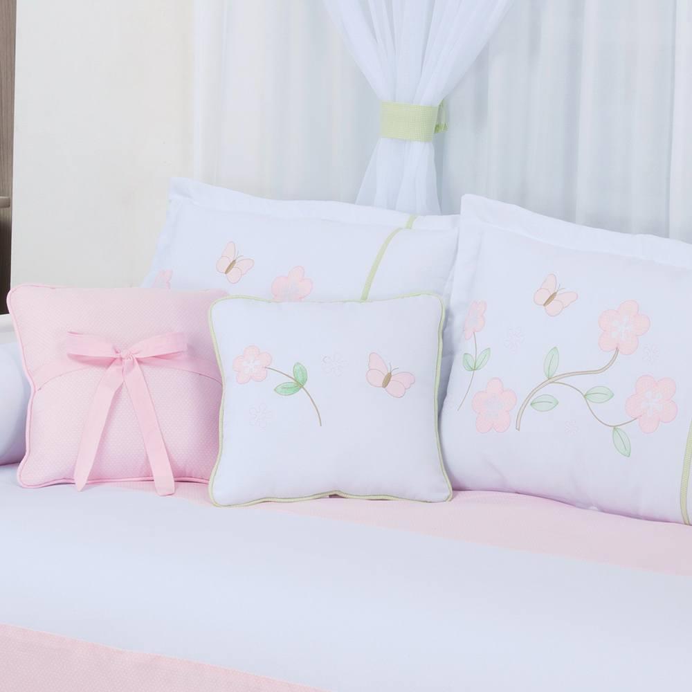 Almofadas Decorativas Cia das Flores