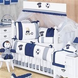 Kit Berço Futebol