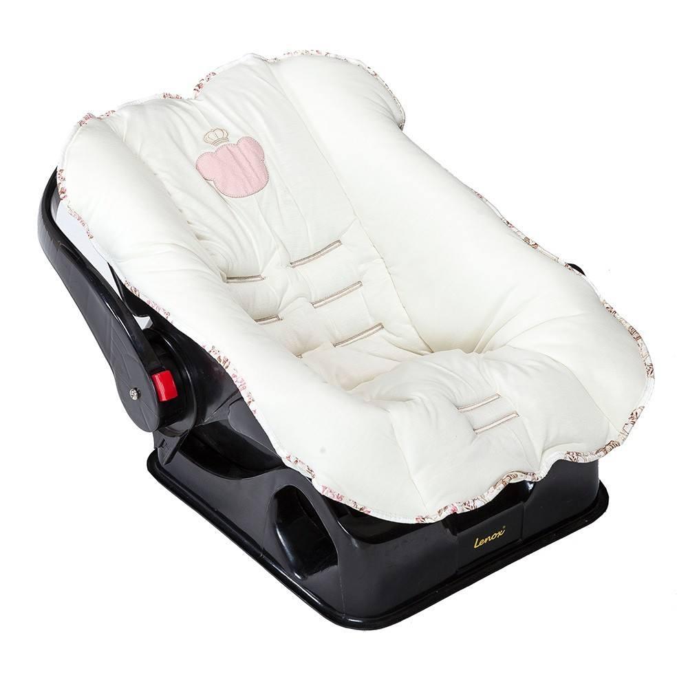 Capa de Bebê Conforto Ursa Naná