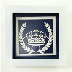 Quadro Decorativo Príncipe Marinho