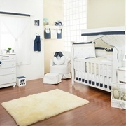 Quarto para Bebê sem Cama Babá Raio de Sol