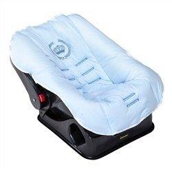Capa de Bebê Conforto Majestade Azul