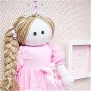 Porta Fraldas Boneca Princesa Rapunzel