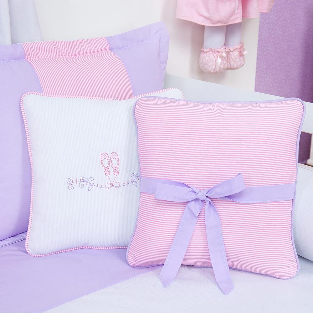 Almofadas Decorativas Boneca Bailarina