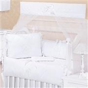 Quarto para Bebê Coroa Branca