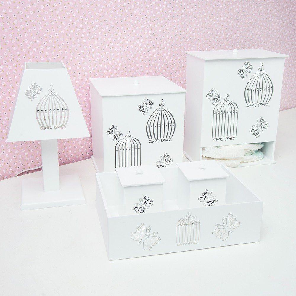 Kit Higiene Glamour Butterfly