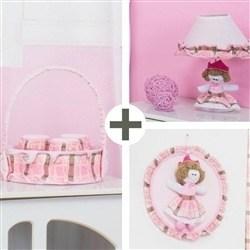 Kit Acessórios Princesa