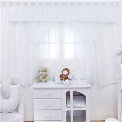 Cortina Luxo Branco