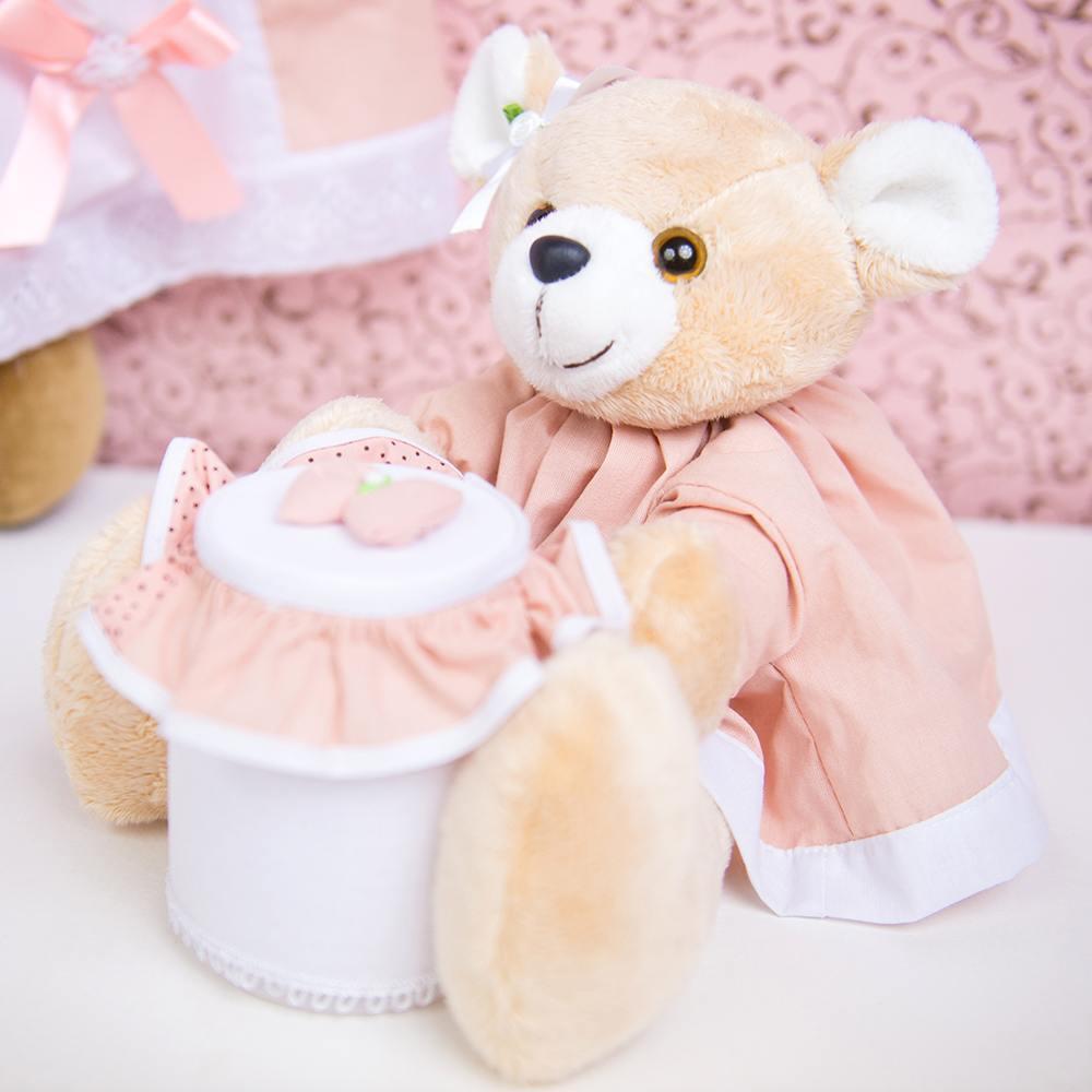Ursa Porta Cotonete Kate