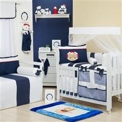 Quarto para Bebê Marinheiro