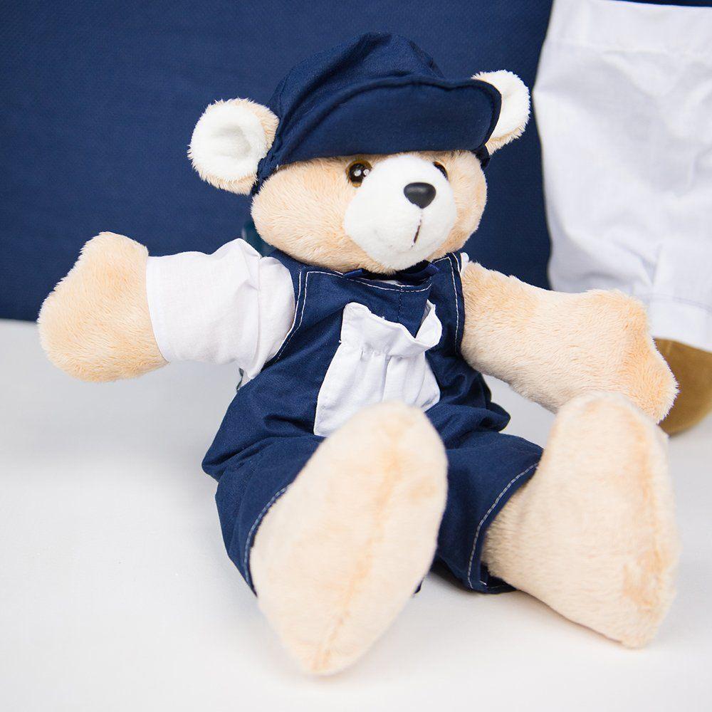 Urso Porta Chupeta Willian