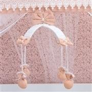 Quarto para Bebê sem Cama Babá Luxo Nude