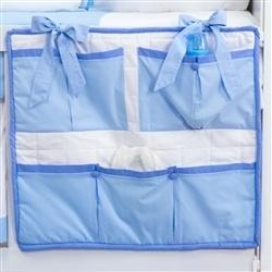 Porta Treco Marinheiro Azul