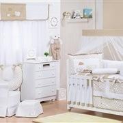 Quarto para Bebê sem Cama Babá Ovelha