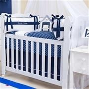 Quarto para Bebê sem Cama Babá Blue Boat