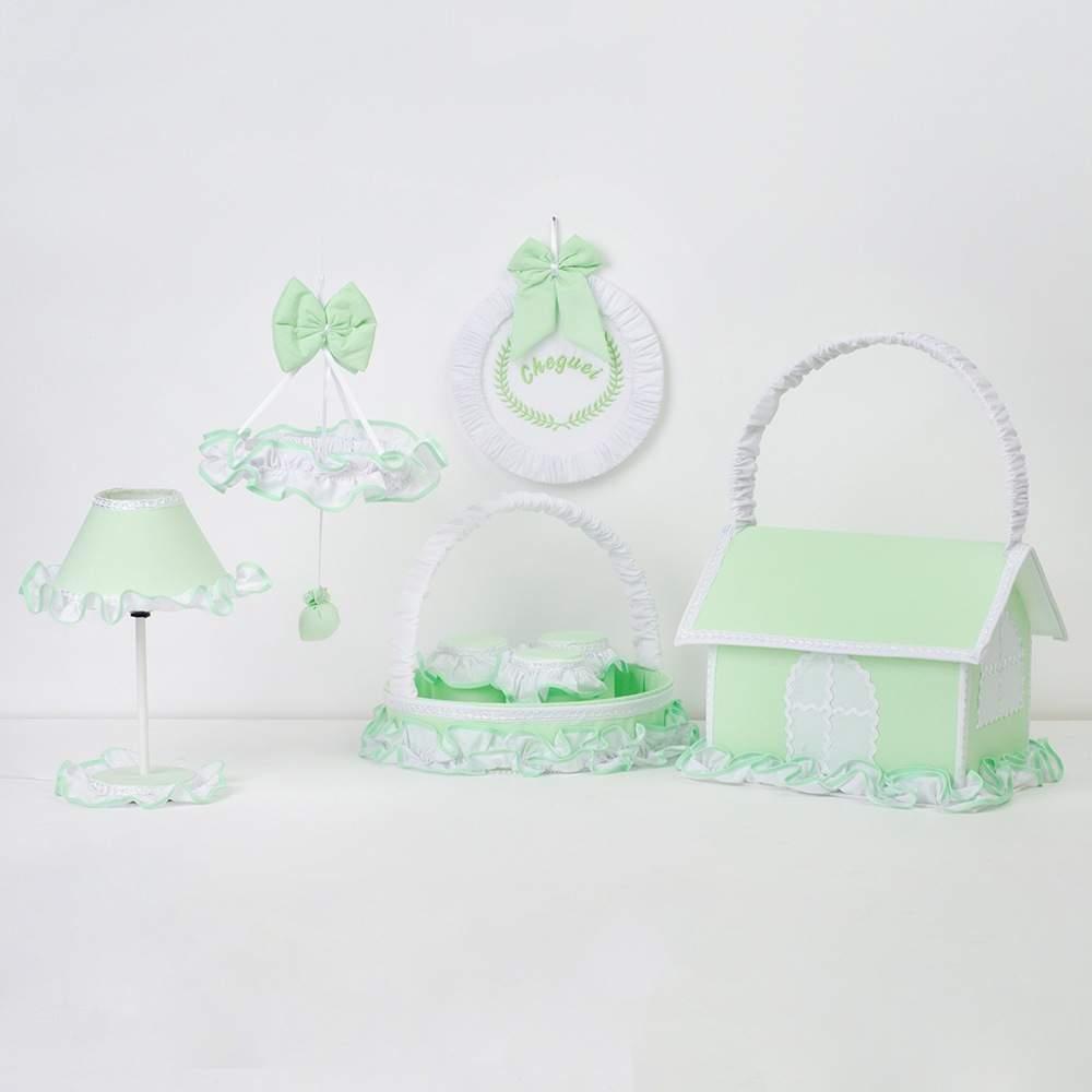 Kit Acessórios Verde