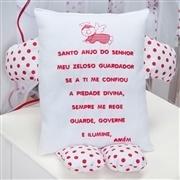 Naninha Ursa Baby Vermelha
