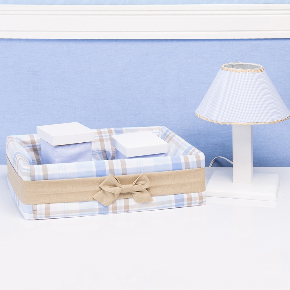 Kit Acessórios Selva Baby Azul