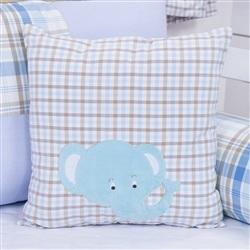 Almofada Decorativa Selva Baby Azul