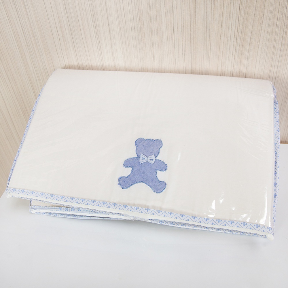 Trocador Sweet Bear Azul