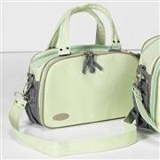 Conjunto de Bolsas Maternidade Classic Verde