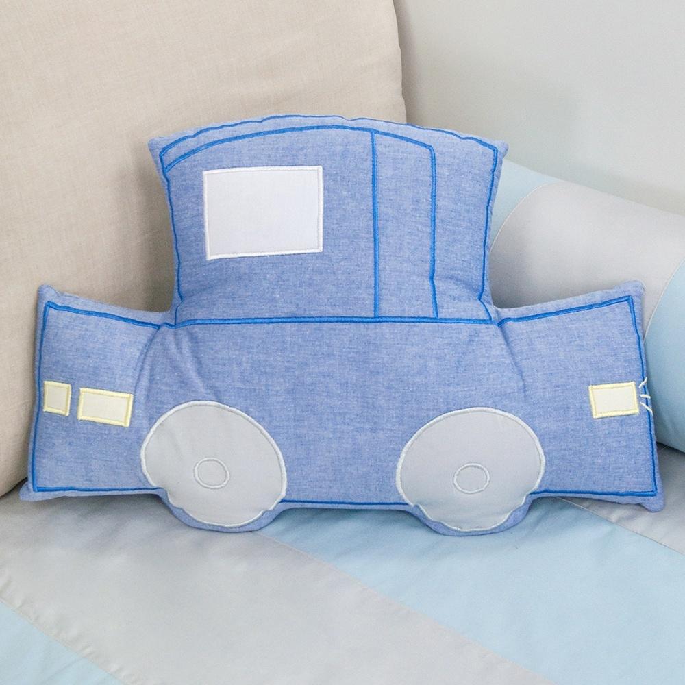 Almofada Decorativa Carrinho Topolino
