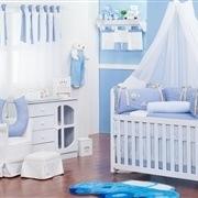 Quarto para Bebê sem Cama Babá Topolino