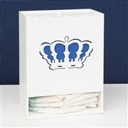Kit Higiene Belly Coroa Marinho