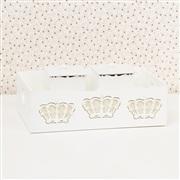 Kit Higiene Belly Coroa Cáqui