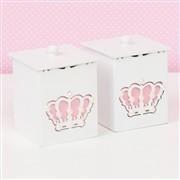 Kit Higiene Completo Belly Coroa Rosa