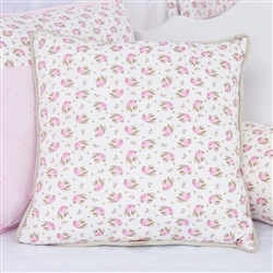 Almofada Decorativa Primavera Baby Rosa