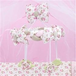 Móbile Primavera Baby Rosa