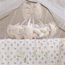 Móbile Primavera Baby Azul