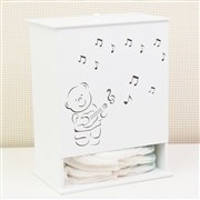 Kit Higiene Urso Musical
