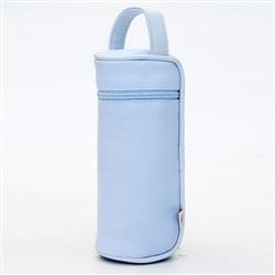 Porta Mamadeira Maternidade Candy Azul
