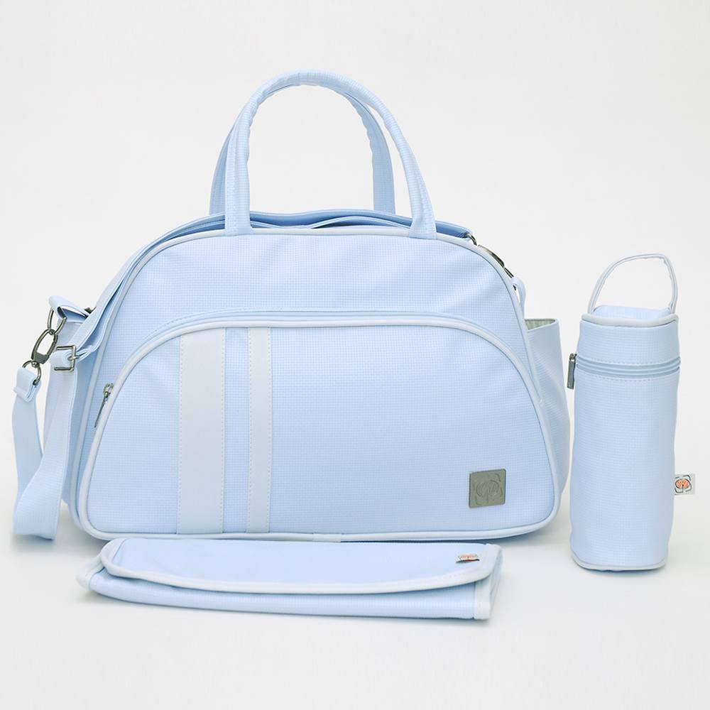 Bolsa Maternidade Candy Classic Azul