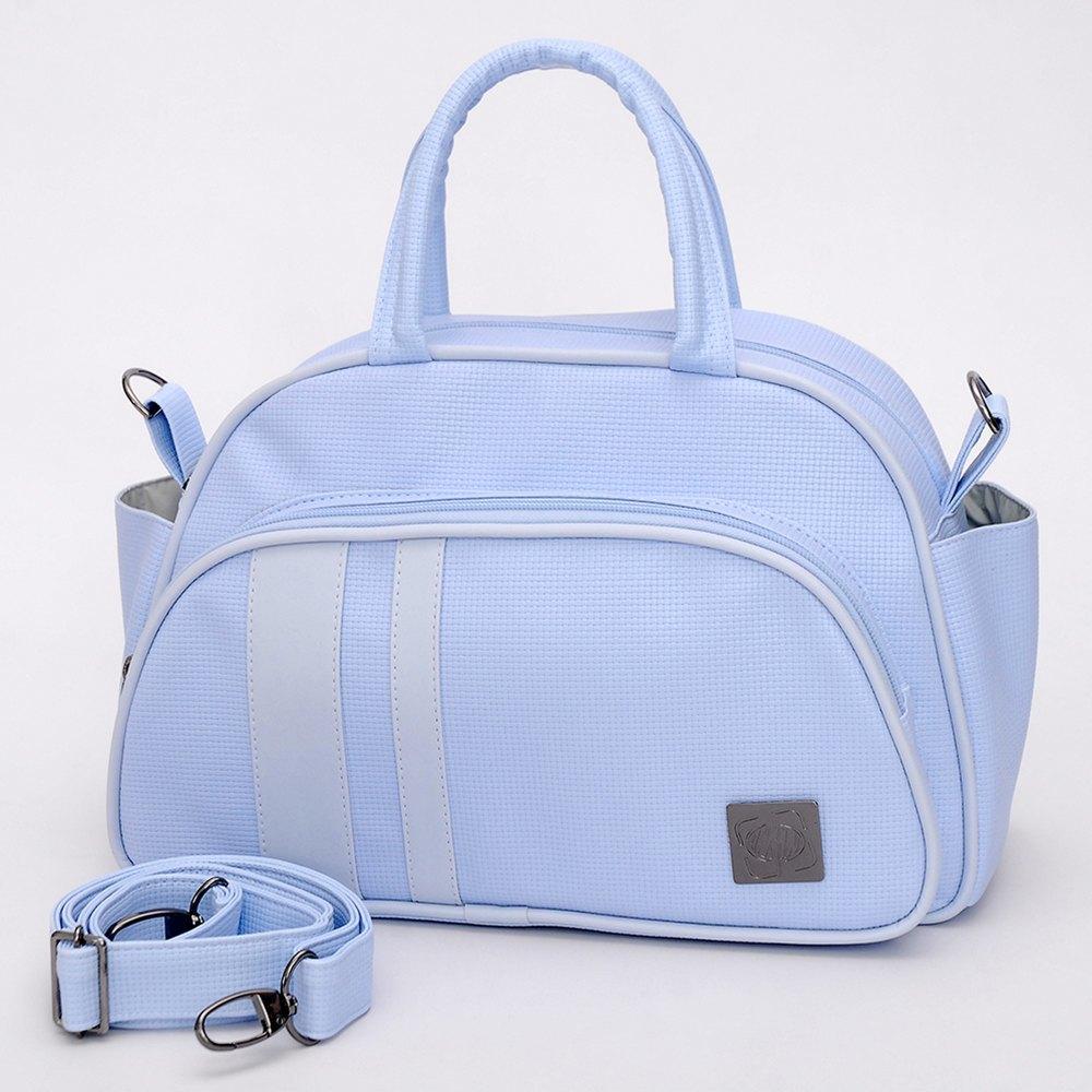Frasqueira Maternidade Candy Classic Azul