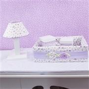 Kit Acessórios Primavera Baby Lilás