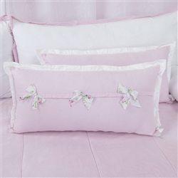 Almofadas Decorativas Laços Sweet Bear Rosa