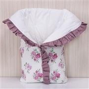 Porta Bebê Bouquet Uva