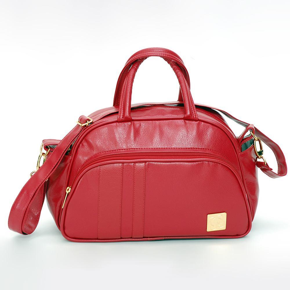Frasqueira Maternidade Fashion Vermelha