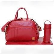 Bolsa Maternidade Fashion Vermelha