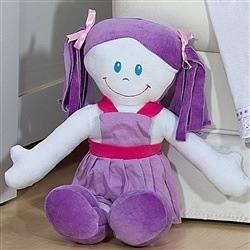 Boneca de Pano Lili
