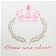 Kit Berço Chegou uma Princesa