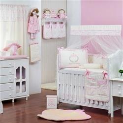 Quarto para Bebê sem Cama Babá Chegou uma Princesa