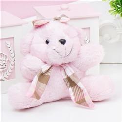 Ursa Mini Realeza Rosa
