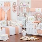 Quarto para Bebê Princesa